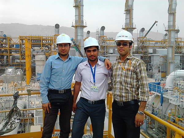 درآمد و استخدام مهندس شیمی