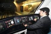 راننده مترو / راهبر قطار شهری