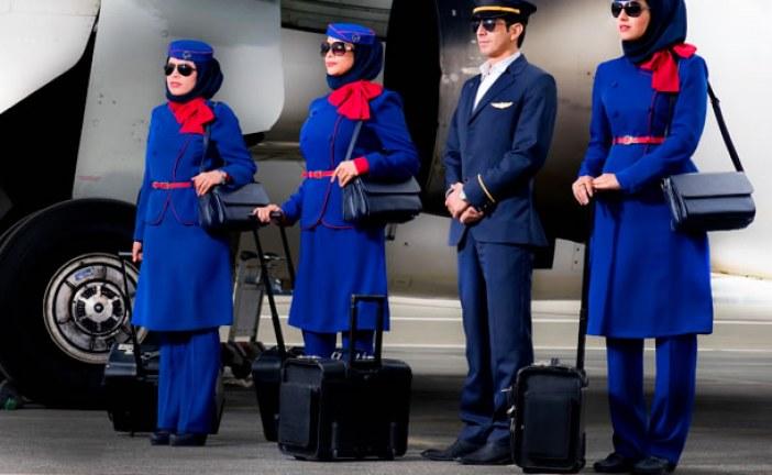 چگونه مهماندار هواپیما شوم ؟ آیا شخصیت من برای این شغل مناسب است؟ و …