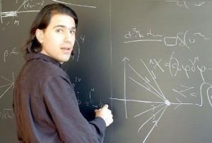 استاد دانشگاه پرینستون یکی از جوانانان ایرانی است
