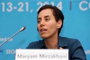 ریاضی دان زن ایرانی - مریم میرزاخانی