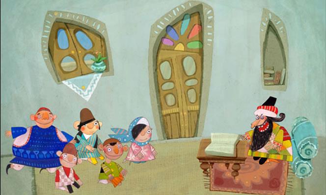 انیمیشن شکرستان چطور موفق شد ؟