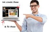 طراح وب کیست و چه کاری انجام می دهد ؟