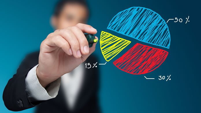 درآمد و استخدام تحلیل گر مالی