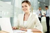 وضعیت درآمد و استخدام منشی یا مسئول دفتر