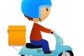 شرایط استخدام و درآمد پیک موتوری